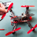 matériels pour fabriquer un drone